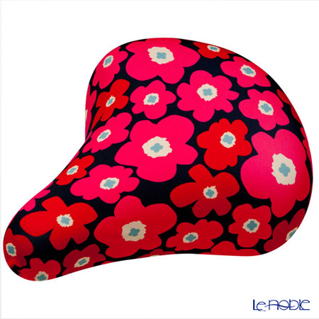 CAP bike (bicycle saddle cover) Fleur General for saddle AS-09