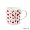 Wedgwood 'Susie Cooper - Apple Gay' [1964] Mug 270ml