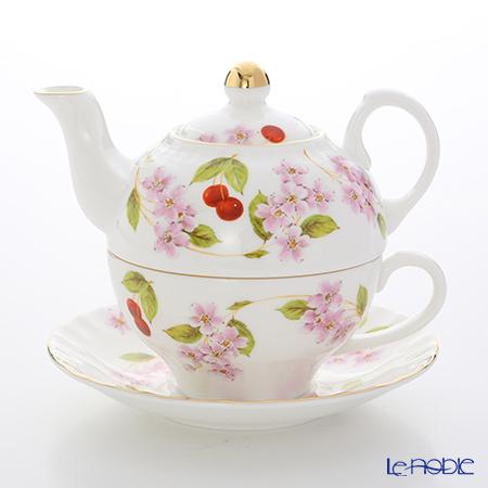 Aynsley Cherry Blossom Tea for One
