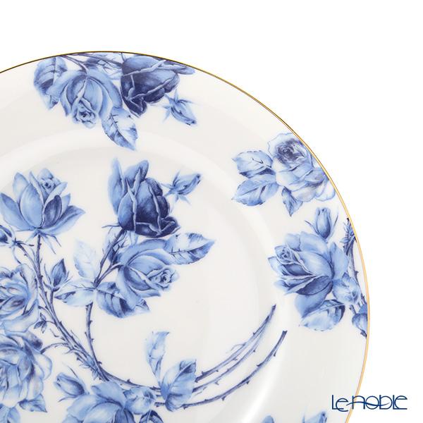 Aynsley 'Elizabeth Rose Blue' Tea Plate 20cm