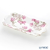 Aynsley 'Elizabeth Rose Pink' Sandwich Tray 32.5x16cm