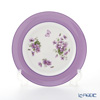 Aynsley English Violets Plate 20 cm