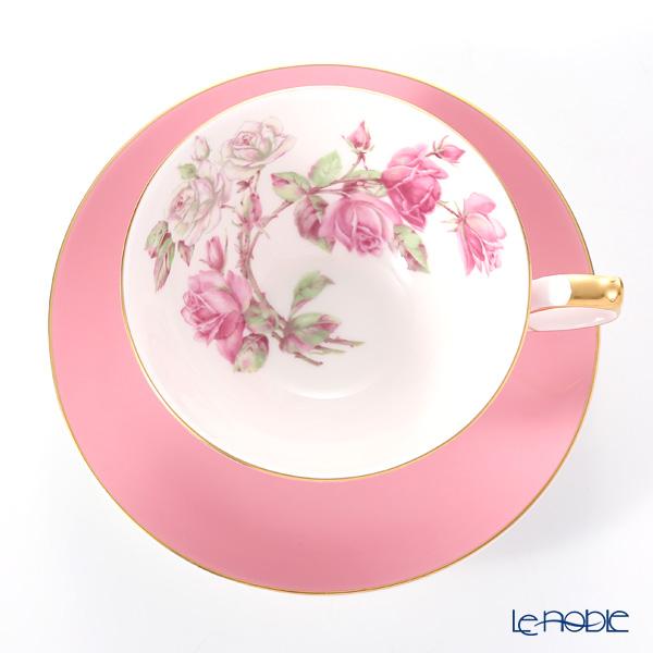 エインズレイ エリザベスローズ #3056ティーカップ&ソーサー(アセンズ) ピンク 200ml