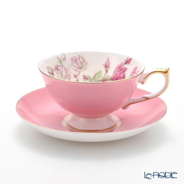エインズレイ エリザベスローズ #3056 ティーカップ&ソーサー(アセンズ) ピンク 200ml