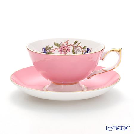 エインズレイ ペンブロック #2901 ティーカップ&ソーサー(アセンズ) ピンク 200ml