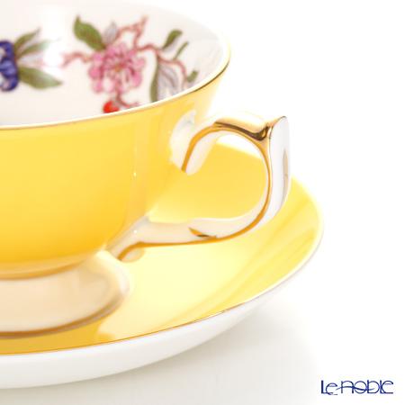 Aynsley Pembroke Athens Teacup & Saucer, yellow 200 ml #2901