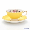 Aynsley Pembroke Athens Teacup & Saucer, yellow 200 ml #2901