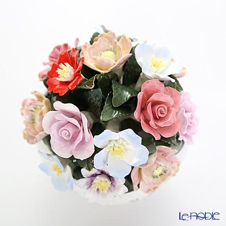 Aynsley 'Cottage Garden' Floral Cascade Bowl (M)