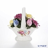 Aynsley Florals Howard Sprays Handled Basket - Tulip & Roses