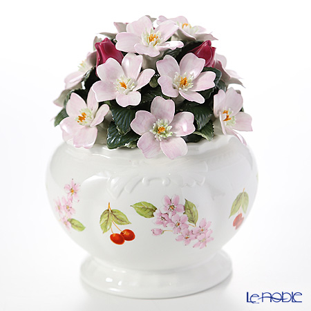 Aynsley Florals Cherry Blossom Cascade Bowl LS