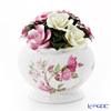 Aynsley Florals Elizabeth Rose Cascade Bowl MS