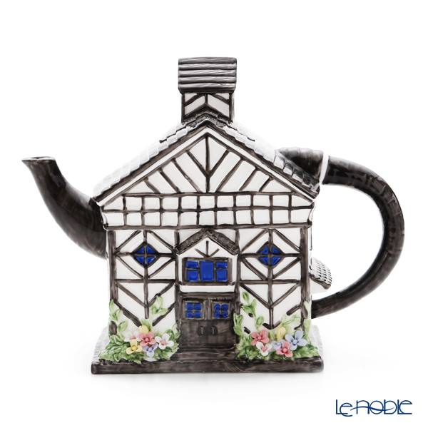 Aynsley 'British House - Manchester (Flower)' Tea Pot 700ml