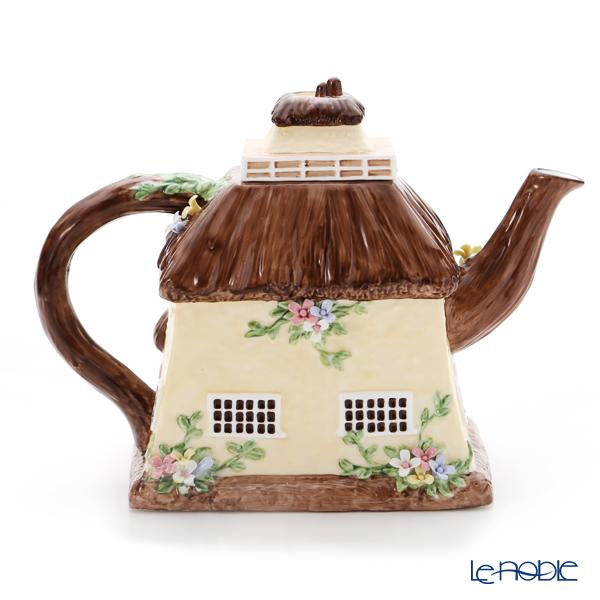 Aynsley 'British House - Cornwall (Flower)' Tea Pot 700ml