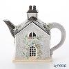 Aynsley 'British House - Lake District (Flower)' Tea Pot 700ml