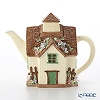 Aynsley 'British House - Cotswolds (Flower)' Tea Pot 700ml