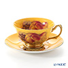 Aynsley Orchard Gold Tea Cup & Saucer (York)