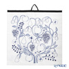 Kuovi Covey Paratiisi Orchard Blue  Kitchen Towel (Linen 100%)