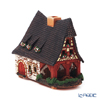 Midene Art Studio 'Rothenburg Blacksmith's Workshop - Germany' A232AR House with Aroma Lamp Function / Incense Burner with LED candle H11cm