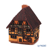 Midene Art Studio 'House of Quelsvale - France' A278AR House with Aroma Lamp Function / Incense Burner with LED candle H13cm