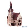 Midene Art Studio 'Old Town Hall in Munchen - Gernany'  B325N House with Aroma Lamp Function / Incense Burner with LED candle H20.5cm