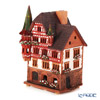 Midene Art Studio 'Hirsch Pharmacy in Constants - Germany' B344AR House with Aroma Lamp Function / Incense Burner with LED candle H16cm