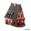 Midene Art Studio 'Rothenburg Blacksmith's Workshop - Germany' D224AR House with Aroma Lamp Function / Incense Burner with LED candle H18.5cm