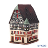 Midene Art Studio 'Pharmacy in Rothenburg, Germany' D252AR House with Aroma Lamp Function / Incense Burner with LED candle H23cm
