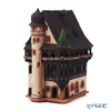 Midene Art Studio 'Pfister House in Colmar - France' D260AR House with Aroma Lamp Function / Incense Burner with LED candle H21.5cm