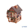 Midene Art Studio 'House of Kezelsvale - France' R264BS House with Aroma Lamp Function / Incense Burner H10m