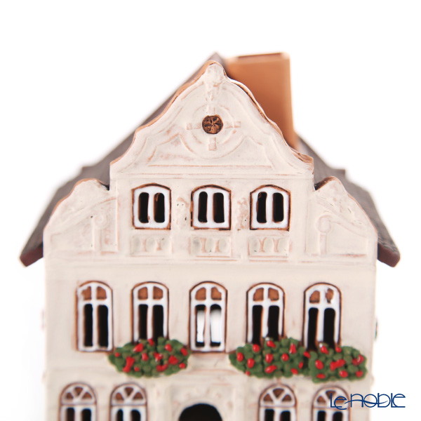 Midene Art Studio 'Lubeck Buddenbroke House - Germany' A255AR House with Aroma Lamp Function / Incense Burner with LED candle H12.5cm