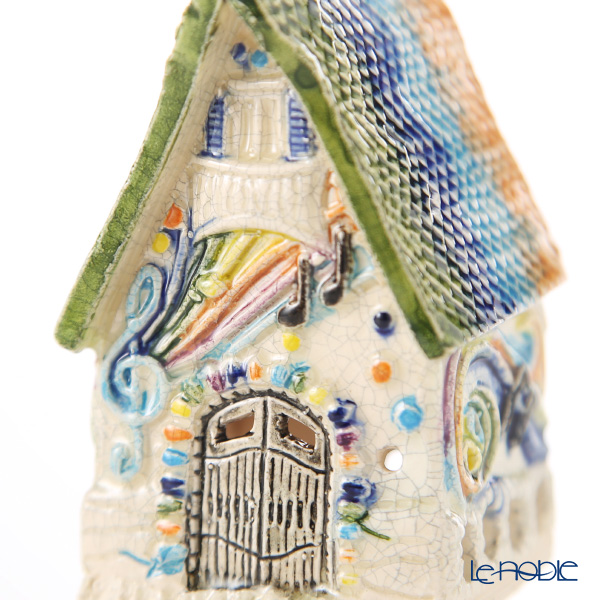 Midene Art Studio 'Fantasy House' R506W House / Incense Burner