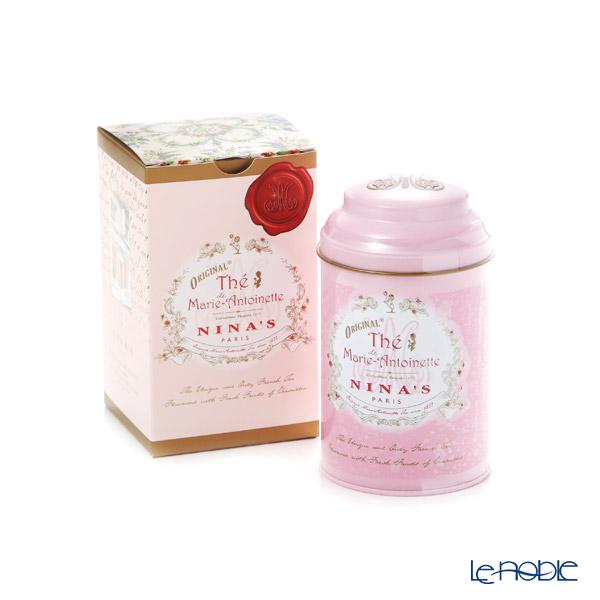 ニナス オリジナル マリーアントワネット スペシャルリーフティー(紅茶) リンゴ&バラ 100g