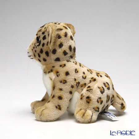Hansa 'Baby Leopard' Plush Animal