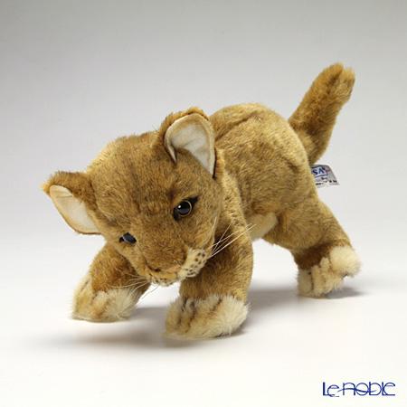 HANSA ぬいぐるみ子ライオン 4995