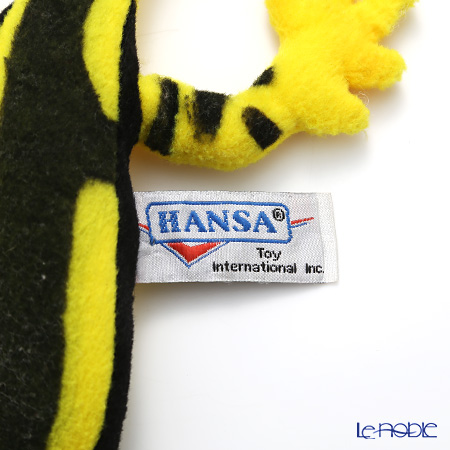 HANSA stuffed 5229 Yellow fire San shawwa