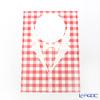 Jumbo bibs (aprons paper) 5 sheets-adult Colored MKAB40822