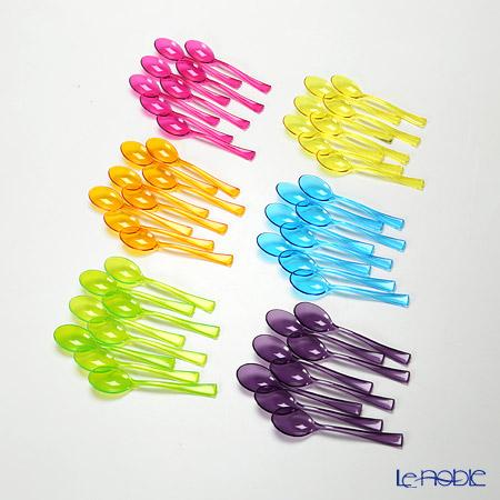 Mosaik 'MZMMTSMX48' Tasting Spoon (set of 48 / 6 colors)