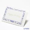 Mini-Card Caspar 8.8 x 6 cm (odd shaped size) TTB72623 birthday blue frame