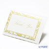 ミニカード カスパリ 8.8×6cm(定形外サイズ)TTT73960 サンキュー ゴールドフレーム
