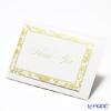 Mini-Card Caspar 8.8 x 6 cm (odd shaped size) TTB3960 thank you gold frame