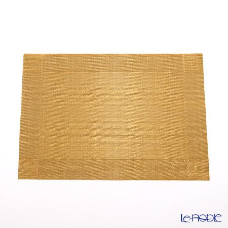 シェーンプラス ランチョンマット 43×30cm ZEK2309 ゴールド