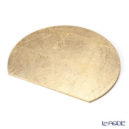 MDFプレースマット リバーシブル C1504A06 ゴールド/シルバー 30×26.5