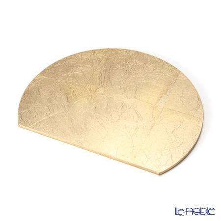 MDFプレースマット リバーシブル C1504A07ゴールド/シルバー 24.3×24