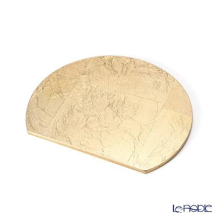 MDFプレースマット リバーシブル C1504A08 ゴールド/シルバー 20×18
