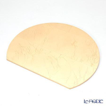 MDFプレースマット リバーシブル C1605A30 レッド/ゴールド 36×30