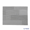 SCHoN Plus 'ZPT50518 - Wave' Grey Place Mat 43x30cm