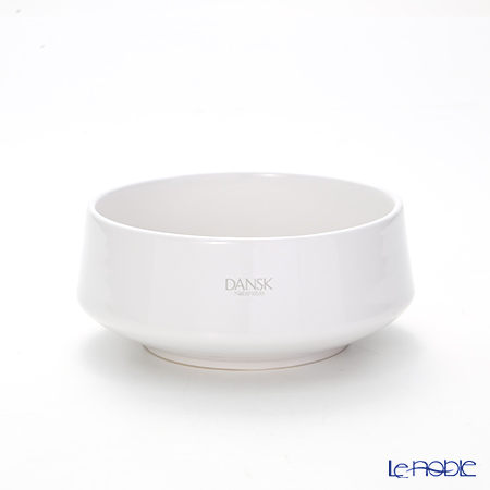 Dansk 'Kobenstyle' White Stoneware Cereal Bowl 14.5cm