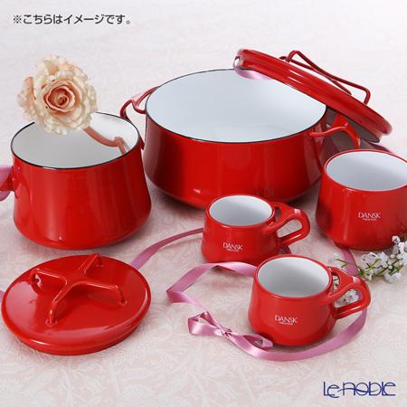 ... Dansk Kobenstyle Enamel Mini Saucepan chili red 13 cm 855130 ... & Le noble - Dansk Kobenstyle Enamel Mini Saucepan chili red 13 cm ...