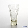 Beer glass with 18906DGY-C585 Wooden pieces: 290 ml ビヤーグラス ( Beer tumbler