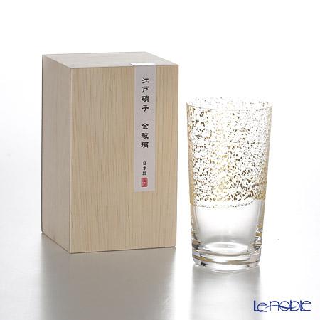 東洋佐々木ガラス 江戸硝子 金玻璃 10893 冷酒杯吟醸(天空) 130ml